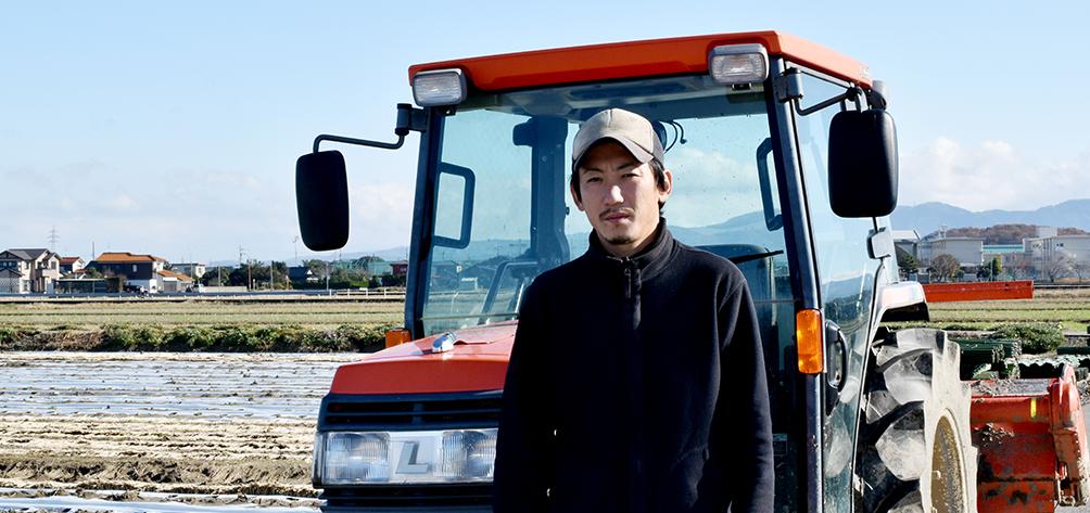 中谷賢史さん